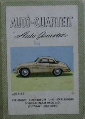 ASS Auto-Quartett 1958