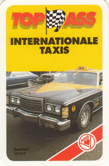 Internationale Taxis