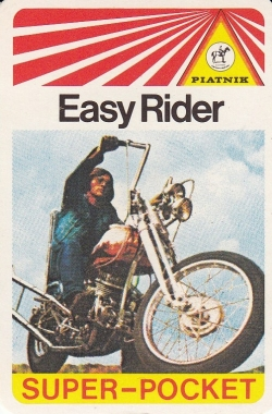 Super Pocket Quartett Piatnik Easy Rider